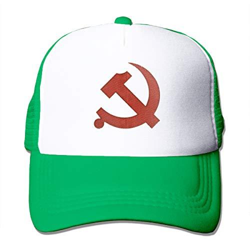 Qifejko Kommunistischer Mütze, gelb, Baumwolle, gefärbt