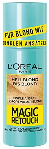 L'Oréal Paris L'Oréal Paris Magic Retouch Ansatz-Kaschierspray, Hellblond bis Blond