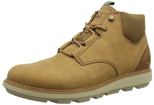 Cat Footwear Herren Brusk Lace Chukka Boots, beige (Indian Tan Tan), 44 EU