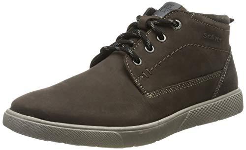 s.Oliver Herren 5-5-15202-23 Hohe Sneaker, Grau (Grey 200), 42 EU