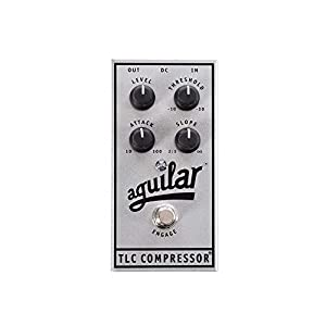 Aguilar TLC Kompressor (Silver 25th Anniversary Limited Edition) für Bassgitarre
