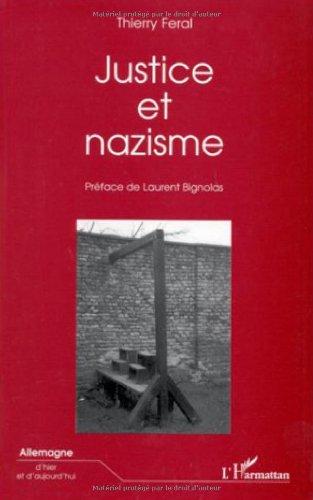 Justice et nazisme