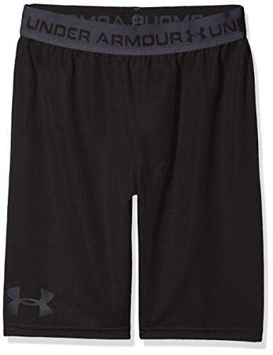 Under Armour Jungen Tech Prototype 2.0 Kurze Hose, Black, YMD