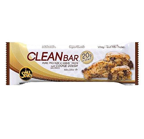 All Stars Clean Bar 60g Riegel Cookie Dough