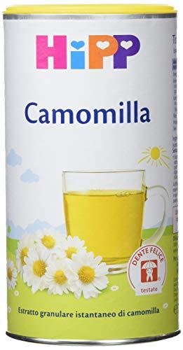 HiPP - Tisana con Isomaltulosio alla Camomilla, 6 Confezioni da 200 gr
