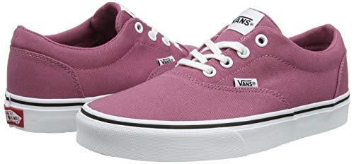 Vans Doheny, Sneaker Donna, Viola ((Canvas) Heather Rose/White XXM), 37 EU