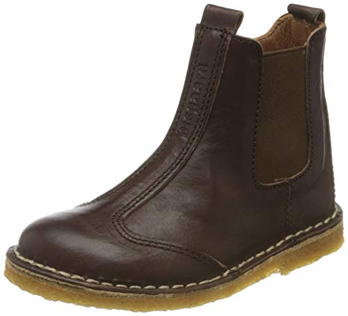 Bisgaard Unisex-Kinder nohr Boot, Brown, 36 EU