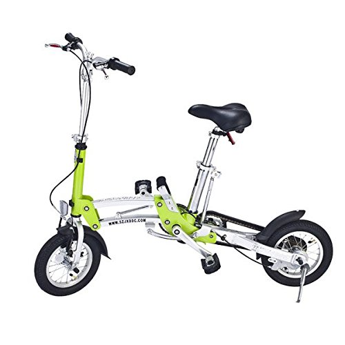 Folding Wheel 12inch Mini Bike Ultra-light piccola bicicletta