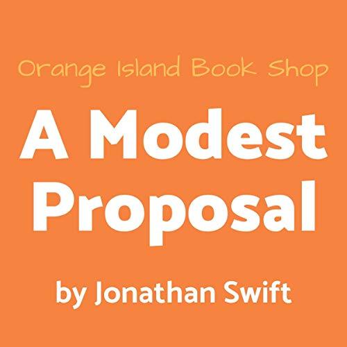 A Modest Proposal cover art