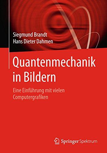 Quantenmechanik in Bildern: Eine Einführung mit vielen Computergrafiken