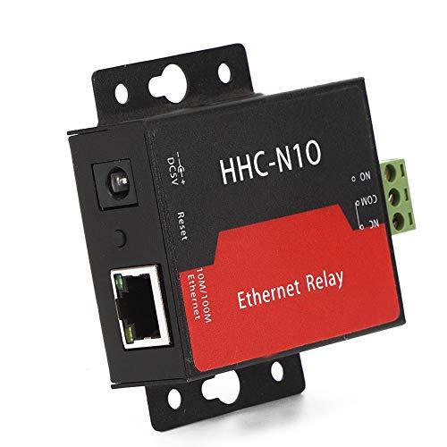 Mini-DC-5-V-Ethernet-TCP-Controller-Modul in Industriequalität Einkanal-IP-Netzwerk-Relay-Modul für TCP mit Shell