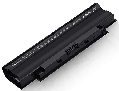 GlobalSmart Laptop/Notebook Battery for DELL Inspiron N5110 Black 6cell