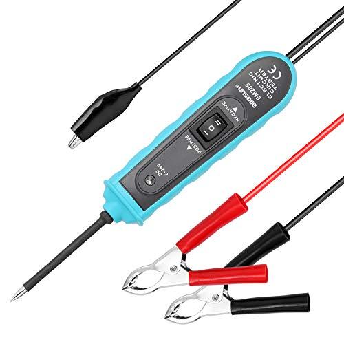 Kshzmoto All-Sun EM285 Power Probe Coche Probador de circuito eléctrico Herramienta de detección automotriz Accesorio para automóvil