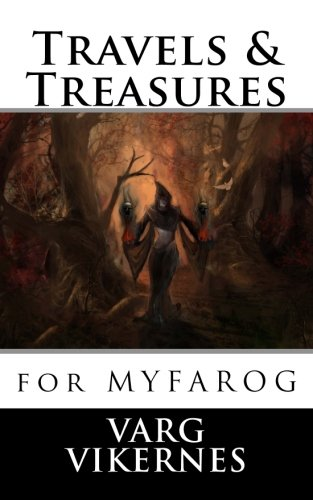 Travels & Treasures: for Mythic Fantasy Role-playing Game