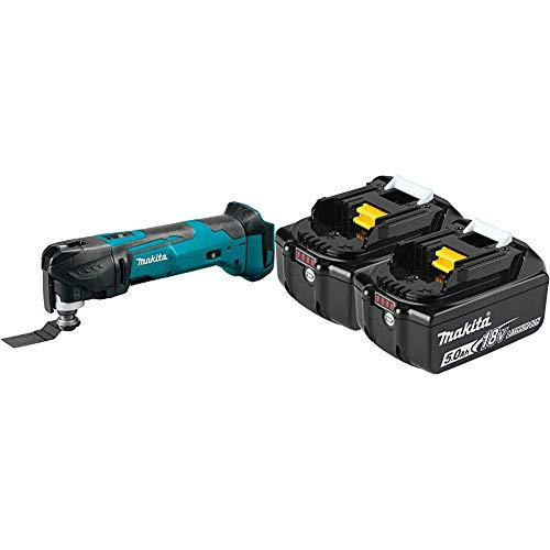 Makita XMT03Z 18V LXT Lithium-Ion Cordless Multi-Tool, Tool Only &...