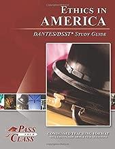 Ethics in America DANTES / DSST Test Study Guide