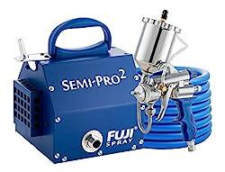 Fuji Semi-Pro HVLP Paint Spray System