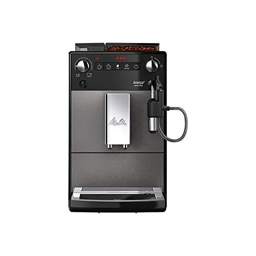 41m3gABrXSL. SS500  - Melitta Automatic Espresso Machine, Purista Model, F230-102, Black, 6766034
