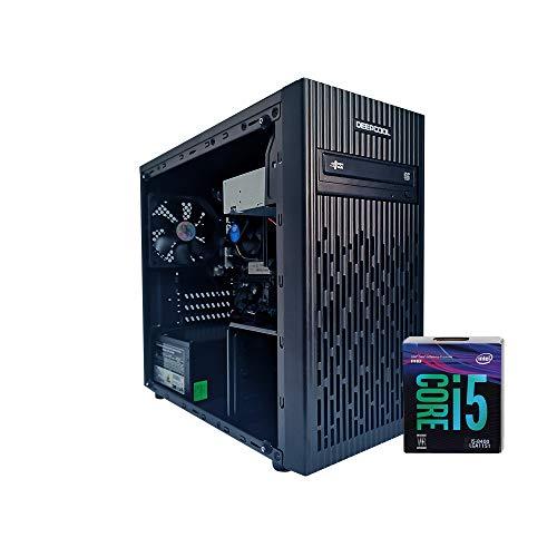 Pc de sobremesa i5 8400 CPU Intel 4 GHz en Boost,RAM 8GB Ddr