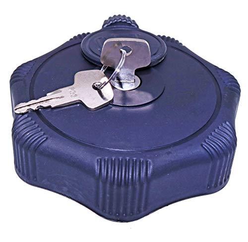 JEENDA Fuel Cap Assembly R5511-51120 With Keys Compatible with Kubota KX018-4 KX033-4 KX040-4 KX057-4 SVL65-2 SVL75-2 SVL90-2 SVL95-2 U55-4 R630