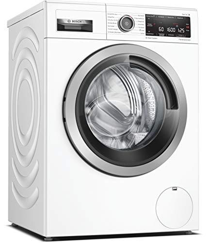 Bosch WAX32M00 Serie 8 Waschmaschine Frontlader / C / 65 kWh/100 Waschzyklen / 1600 UpM / 9 kg / Weiß / Fleckenautomatik / 4D Wash System