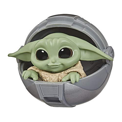 Star Wars Hasbro – F1481 The Bounty Collection: The Child Serie 2 – Babybett Pose – Sammelfigur, ca. 5cm
