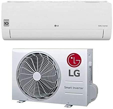 Climatizador 12000 BTU, Inverter, unidad interior + unidad externa – LG S12EQ