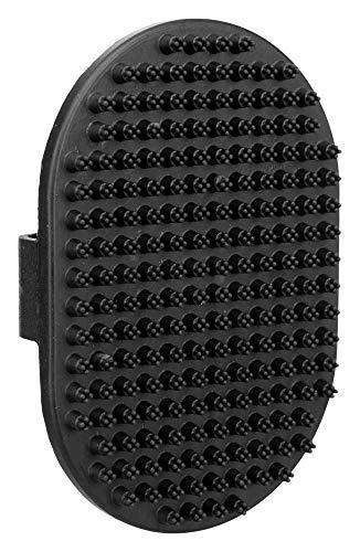 Trixie 2333 Massage-Striegel, Gummi, 9 × 13 cm