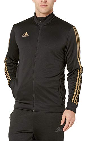 adidas AFS Tiro Track Jacket Black/Gold Metallic SM