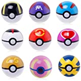 BANAMANA 7cm Bola Linda de Pokemon Pikachu Cosplay Pokeball emergente Poké Balls niños de Juguete Regalo Caliente decoración del hogar