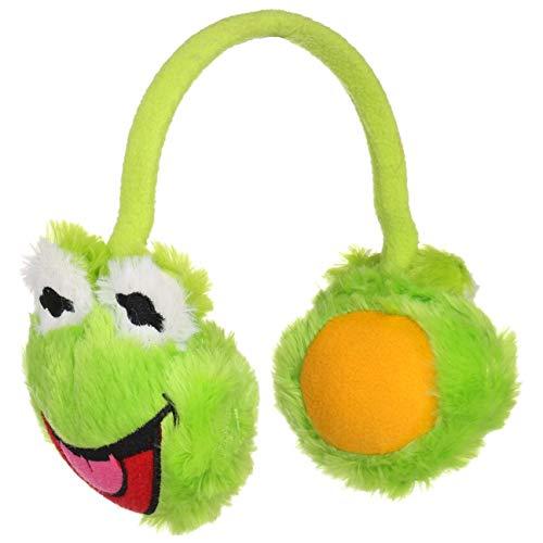 The Muppets Kermit Disney Ohrenschützer Ohrenschutz Ohrenwärmer (One Size - grün)