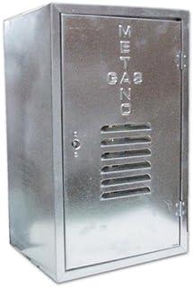 METANO COLORE BIANCO 50x40x25 CM MISTERMOBY CASSETTA CONTATORE GAS IL TOP RESISTENTE