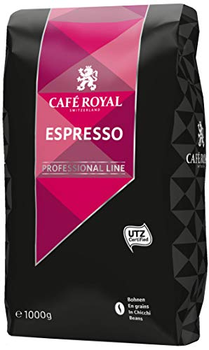 Café Royal Espresso Professional Line Bohnenkaffee, 1er Pack (1 x 1 kg)