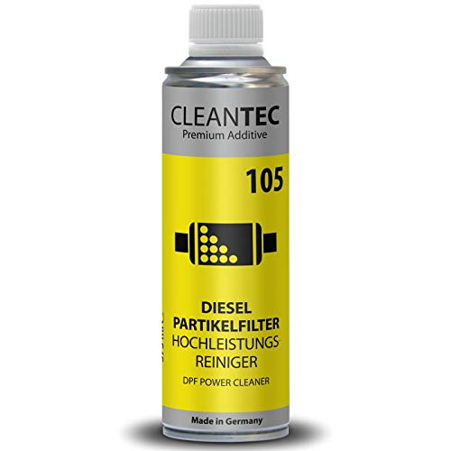 CleanTEC DPF Power Clean Hochleistungsreiniger für Dieselpartikelfilter 375ml 105