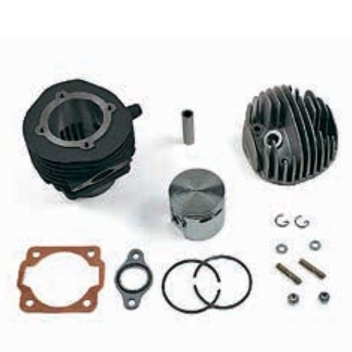 KIT GROUPE THERMIQUE VESPA 5O R L N SPECIAL PK XL D.55 6 TRANSFERTS)-AIRSAL FONTE KT00014 DR