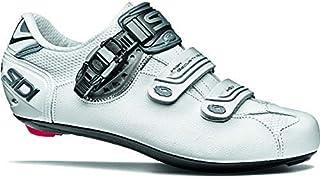 Sidi Men's Cycling Shoes Genius 7 Carbon MEGA (EE) Shadow White (47)