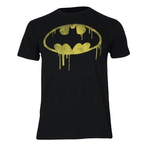 dc comics - T-Shirt - Homme - Noir - Medium