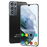 ZHKXBG S21 + Ultra Pantalla HD de 6.7 Pulgadas Teléfono Inteligente con Memoria Grande 16 + 512GB SI...