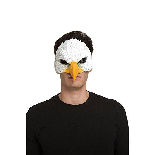 My Other Me Me-204696 Máscara foam águila, Talla única (Viving Costumes 204696)