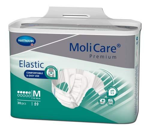 MoliCare Elastic 5 Tropfen - Gr. Medium UnitCount 30