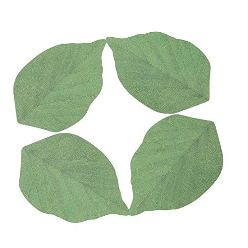canviukk Creative grün Tree Leaf Memo Papier Sticky Notes 50Seiten