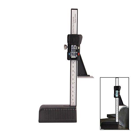 Höhenreißer Höhenmessgerät Höhenanreißer Digital 0-150 mm Magnetfuß mit Hartmetallschreibgerät
