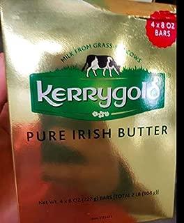 Kerrygold Pure Irish Butter - Salted 4x 8oz