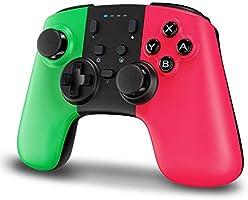 STOGA Manette pour Switch, Manette sans Fil Compatible avec Switch / Switch Lite Prend en Charge la Connexion Rapide,...