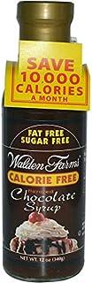 Walden Farms, ウォルデンファーム, チョコレート風味シロップ[並行輸入品]