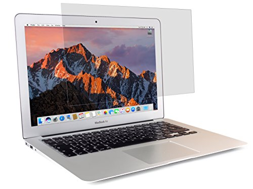 MyGadget Display Schutz Folie [Matt] für Apple MacBook Air 13 Zoll (ab 2011) Bildschirm Schutzfolie Displayschutzfolie Anti Fingerabdruck Entspiegelt