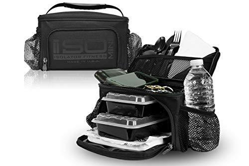Isolator Fitness Blackout ISO Mini Mahlzeit Tasche