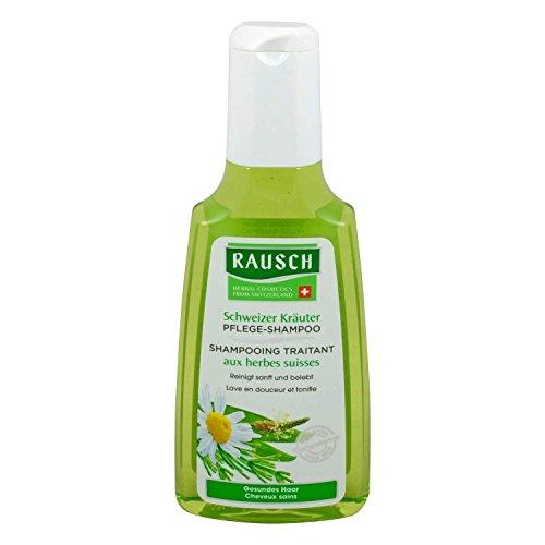 RAUSCH Swiss Herbal Care Shampoo 200 ml