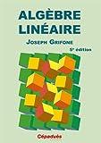 Algèbre linéaire 5e Edition