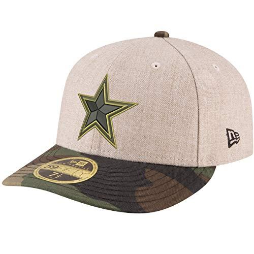 New Era 59Fifty LP - Gorra ajustada, diseño de Dallas Cowboys de...